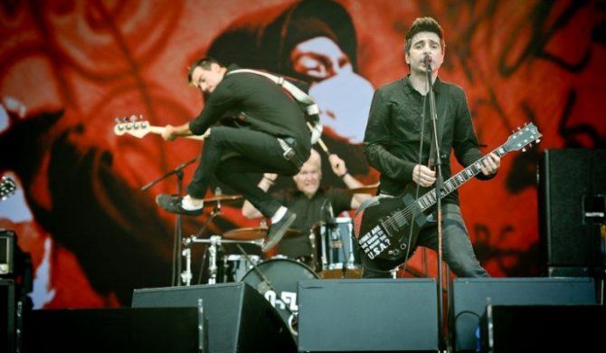 Anti-Flag znów odwiedzi Polskę!