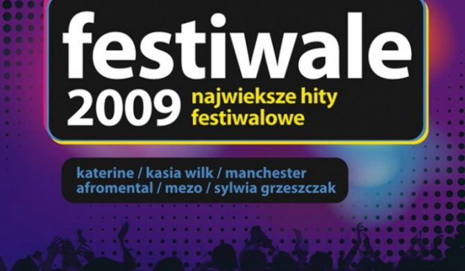 Największe festiwalowe hity 2009 na CD