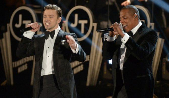 Szczegóły wspólnej trasy Justina Timberlake`a i Jaya-Z