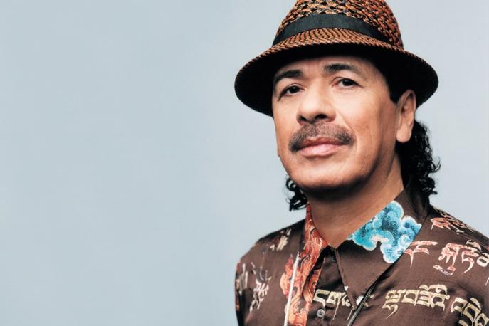 Carlos Santana wraca do starego składu