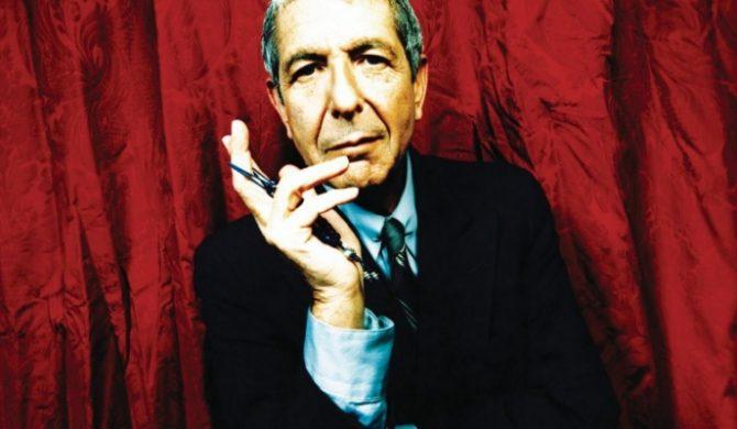 Leonard Cohen wraca do Polski