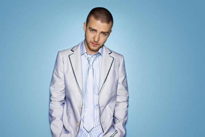 Justin Timberlake nagra z liderem Mumford & Sons