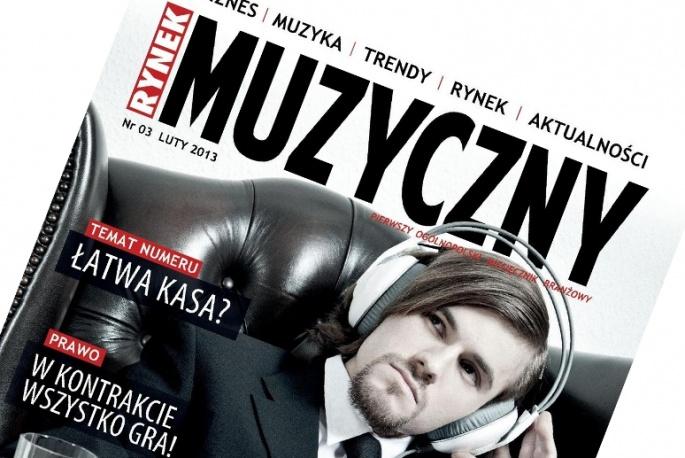 """Nowe wydanie """"Rynku Muzycznego"""" dostępne"""