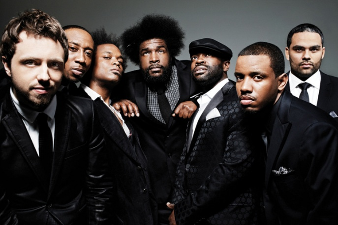 The Roots: perkusista wyda wspomnienia, raper – album bluesowy