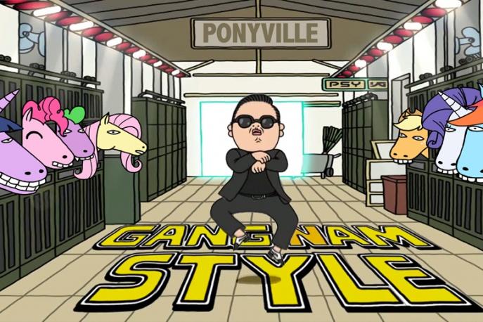 """Raperzy w remiksie """"Gangnam Style"""" (AUDIO)"""
