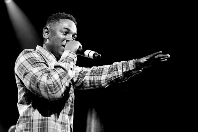 Kendrick Lamar na Open`erze!