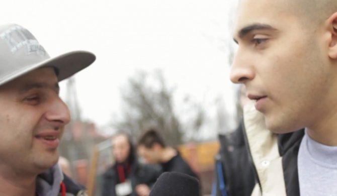 "Backstage – ""Żywego Rapu"" (video)"