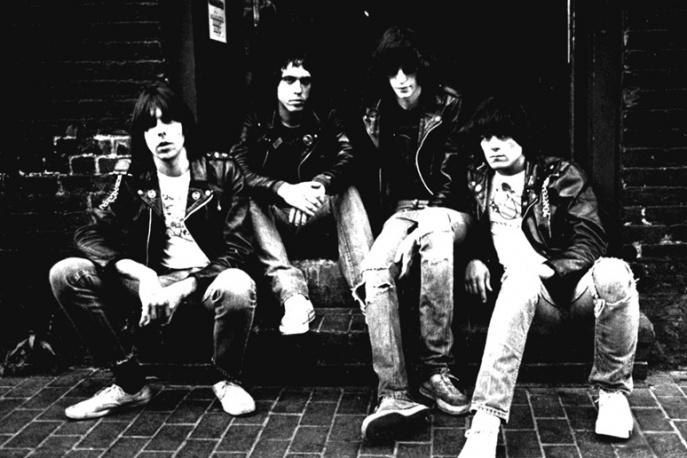 Będzie film o Ramones