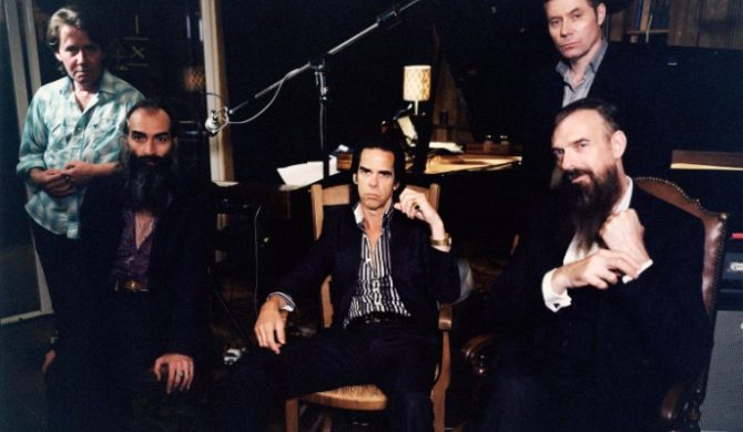 Nick Cave and the Bad Seeds na Open`erze!