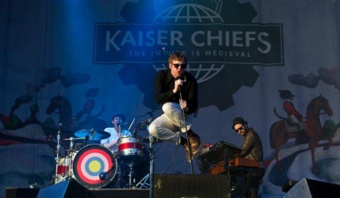 Kaiser Chiefs na Przystanku Woodstock