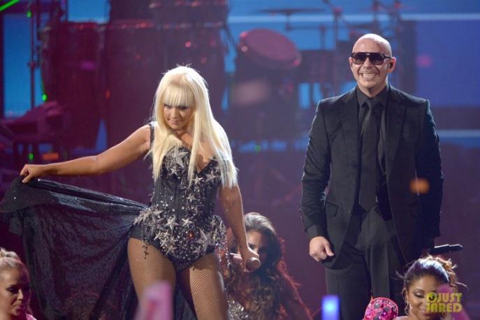 Christina Aguilera i Pitbull w jednym teledysku (VIDEO)