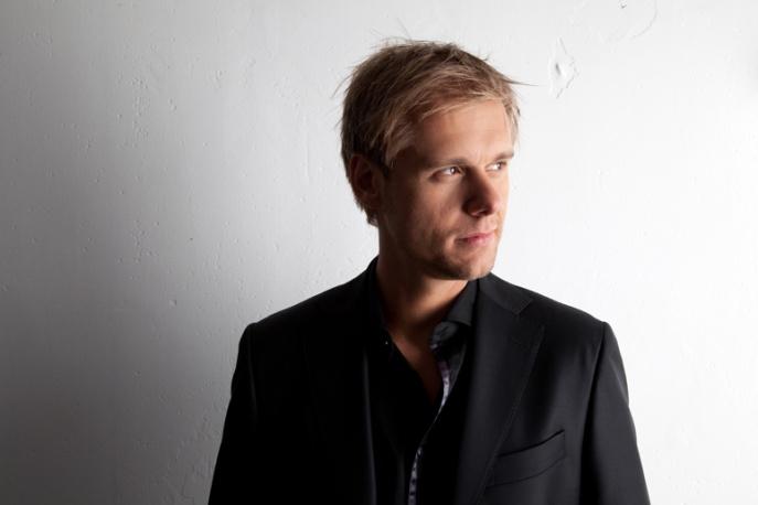 Armin Van Buuren zapowiada nowy album (VIDEO)