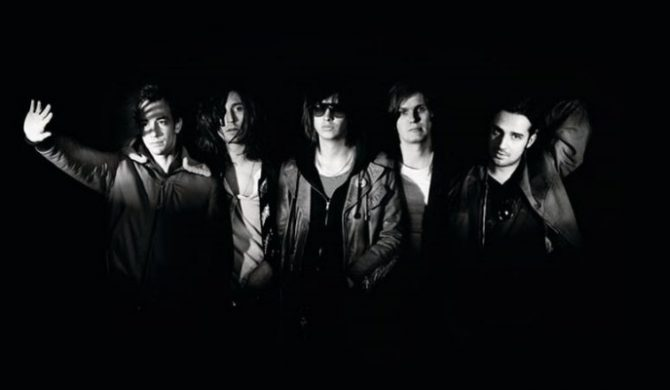 Posłuchaj nowego albumu The Strokes