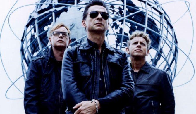 Posłuchaj nowego albumu Depeche Mode