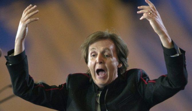 Paul McCartney w Polsce!