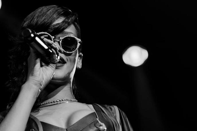 Gwiazdy rapu w singlu Rihanny (AUDIO)