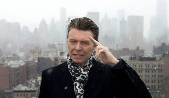 Złota Płyta dla Davida Bowiego