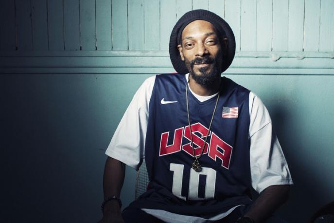 Iza Lach na płycie Snoop Dogga