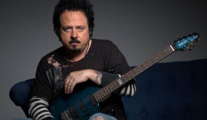 Steve Lukather zagra jednak w Progresji