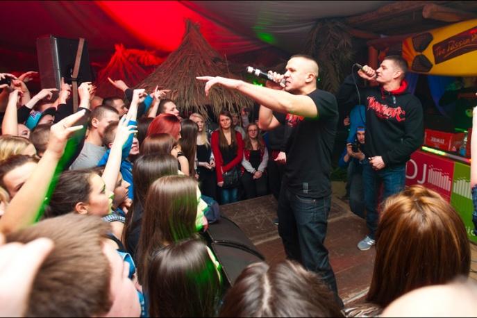 Lukasyno, Non Koneksja i Kali – koncert premierowy w Białymstoku