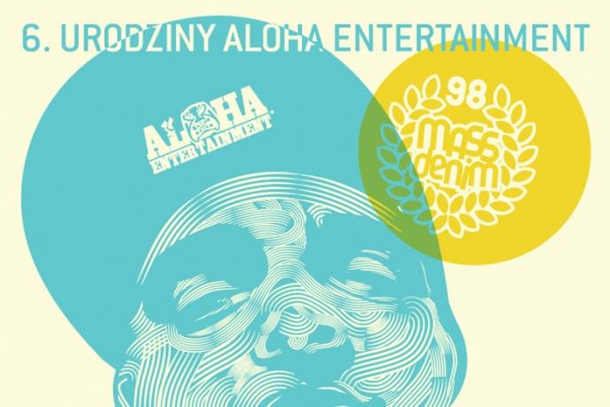Łysonżi zaprasza na 6. urodziny Aloha Entertainment (VIDEO)