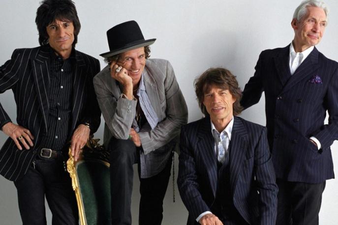 The Rolling Stones zagrają na Glastonbury