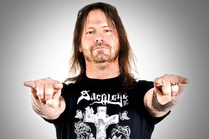 Gitarzysta Exodus przejdzie do Slayera?