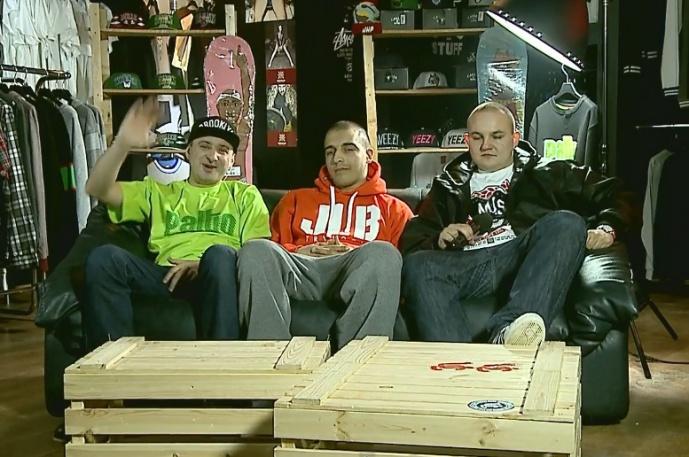 """""""Żywy rap"""" na antenie iTV"""