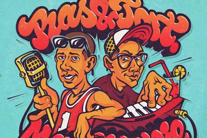 Album Rasa i DJ Torta dostępny w wersji fizycznej