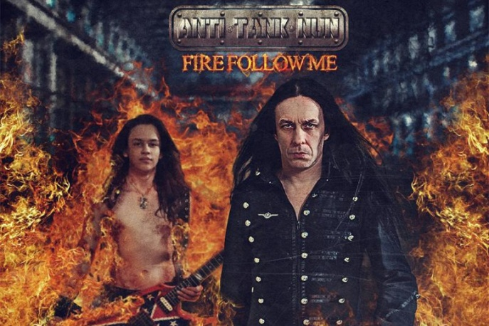 "Anti Tank Nun ujawnia tracklistę ""Fire Follow Me"""