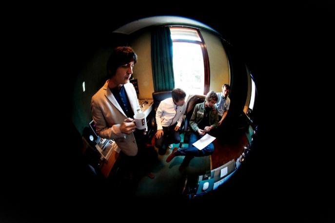 Beady Eye zaprezentowali nowy utwór (AUDIO)