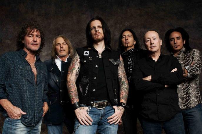 Posłuchaj singla członków Thin Lizzy i Megadeth (AUDIO)