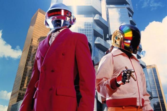 Posłuchaj fragmentu wspólnego utworu Daft Punk i Pharrella (VIDEO)
