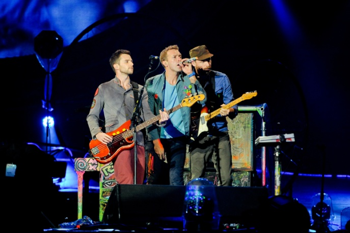 Coldplay wydadzą płytę i komiks