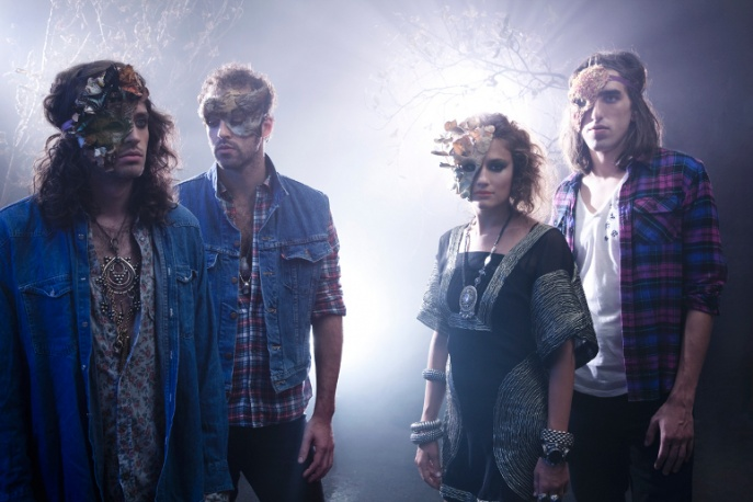 Crystal Fighters i Matisyahu na Open`erze