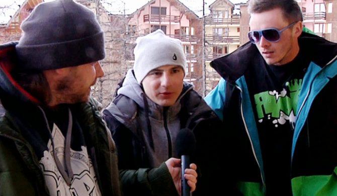 SnowShow Music Fest – 1 NA 1: Artur Rawicz vs Ostro Video & Cam-L