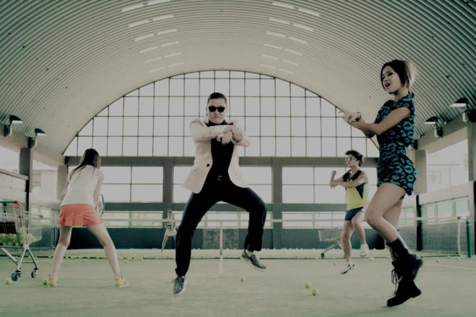 """Macie dość """"Gangnam Style""""? Będzie komiks!"""