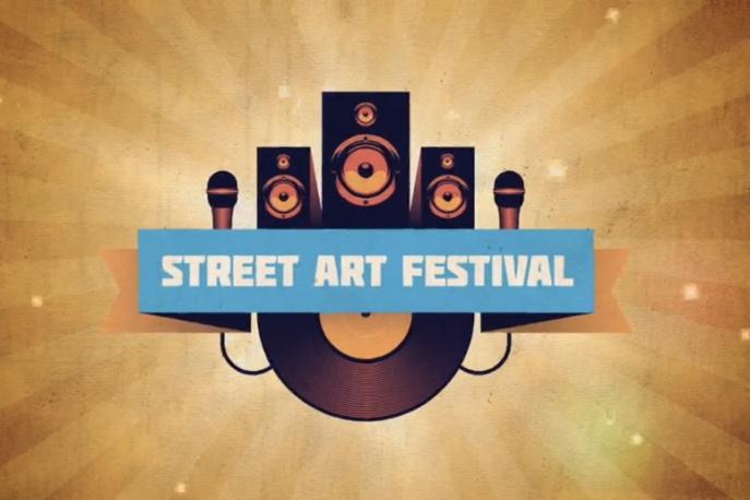 Street Art Festval 2013 – tym razem zapowiedź z Dioxem