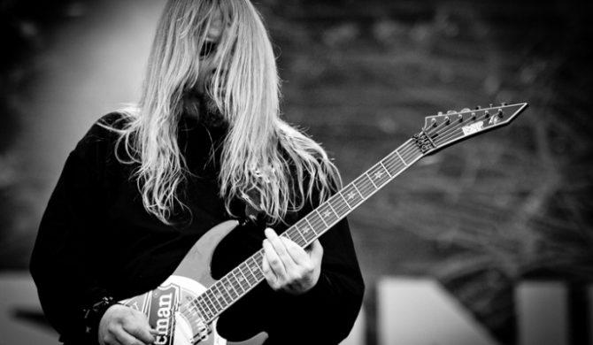 Świat rocka opłakuje Hannemana