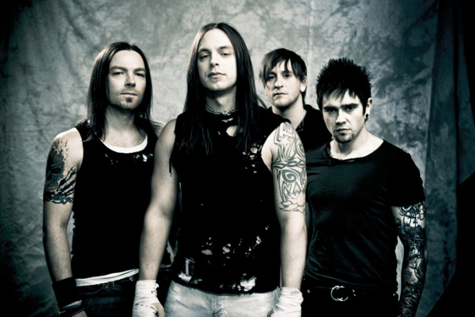 Nowy klip Bullet For My Valentine (wideo)
