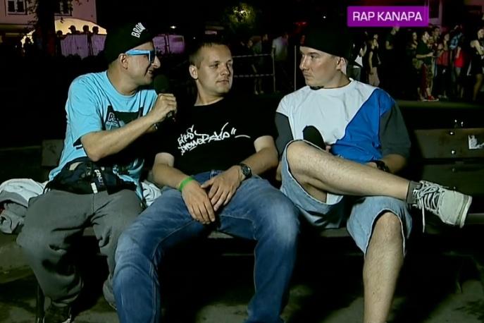 WSZ rozmawia z Pokahontaz (wideo)