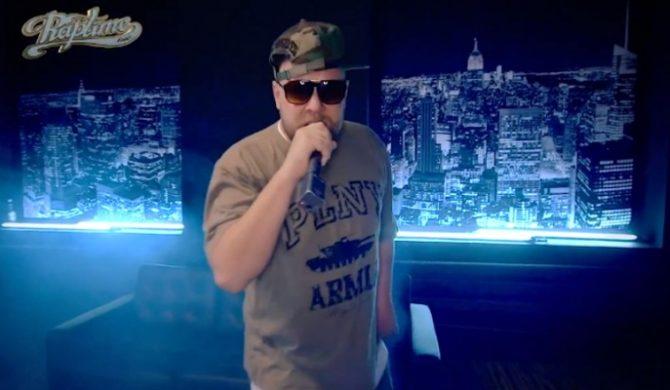 """TEDE – """"Nie Banglasz"""" na żywo w """"Raptime Live"""" (wideo)"""