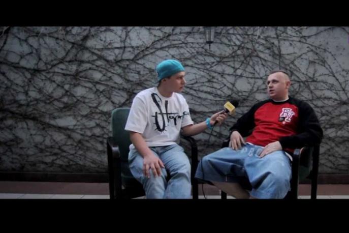 Wywiad z Borixonem (wideo)