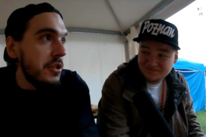 Miuosh: Wywiad + relacja z koncertu – Juwenalia 2013 (wideo)