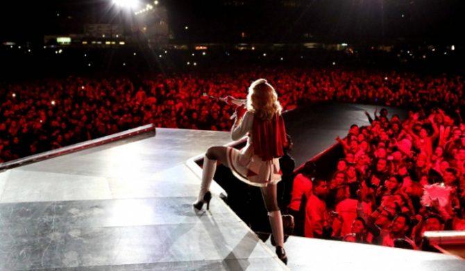 """Madonna – """"MDNA"""" – DVD & Blu-Ray – Premiera 27 sierpnia"""