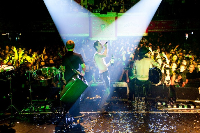 Jane's Addiction wydadzą jeszcze w czerwcu