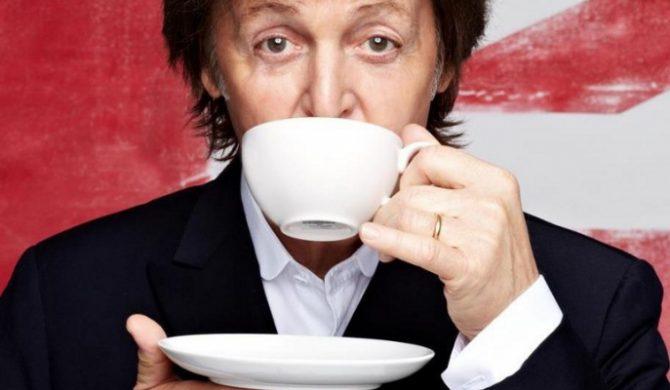 Paul McCartney flirtuje z elektroniką