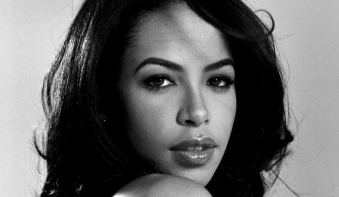 Chris Brown i hologram Aaliyah