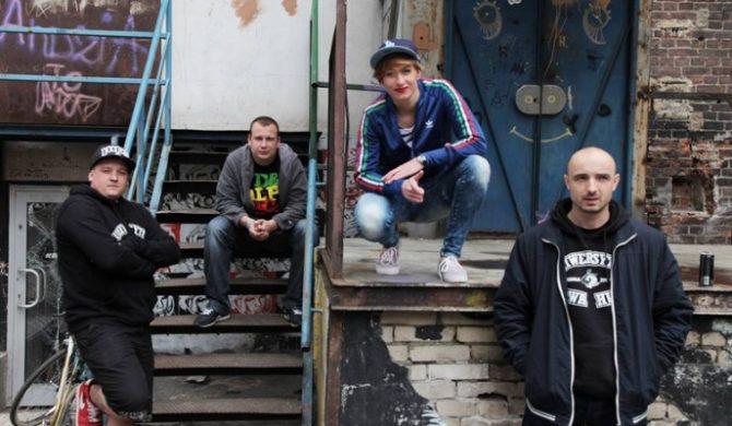 Plener TV gości raperów z Nowej Huty (wideo)