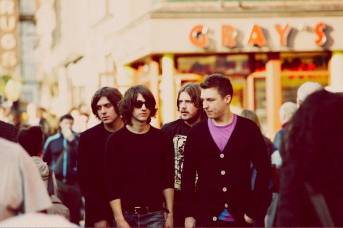 12 utworów Arctic Monkeys